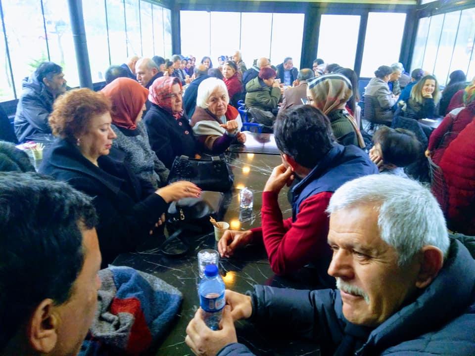 Nallıhan'lılar Ankara'da Buluştu