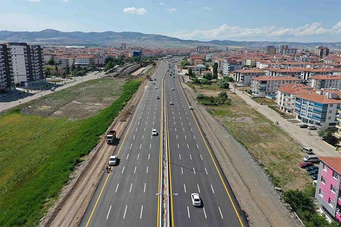 Nallıhan Ankara arasındaki o yol ulaşıma açıldı