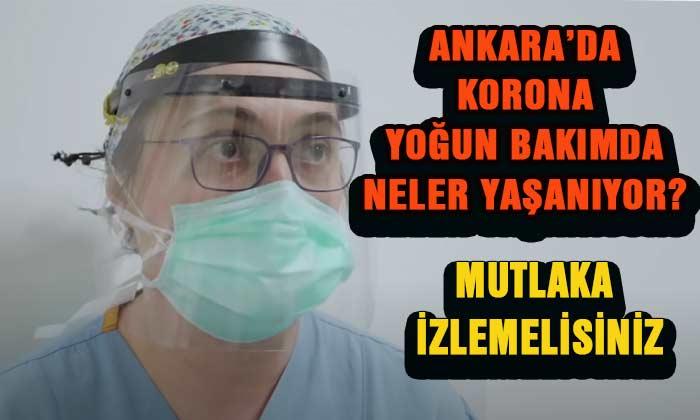 Ankara Korona Yoğun Bakım