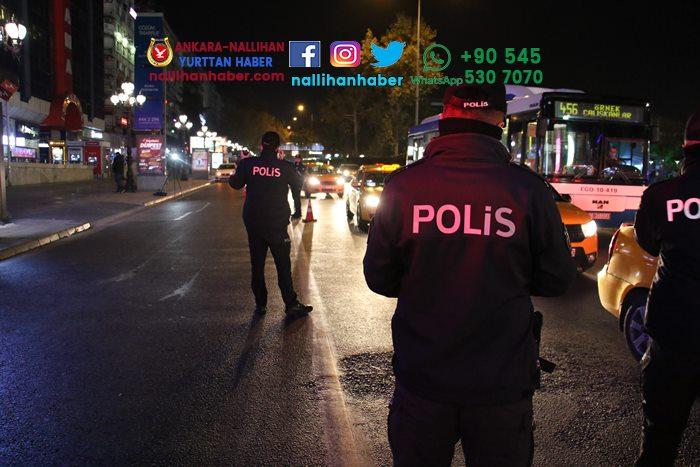 Ankara sokaklarında neler yaşandı?