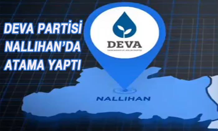 Deva Nallıhan Ankara