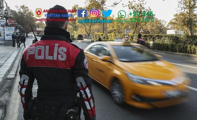 İŞTE SESSİZ ANKARA'DAN GÖRÜNTÜLER