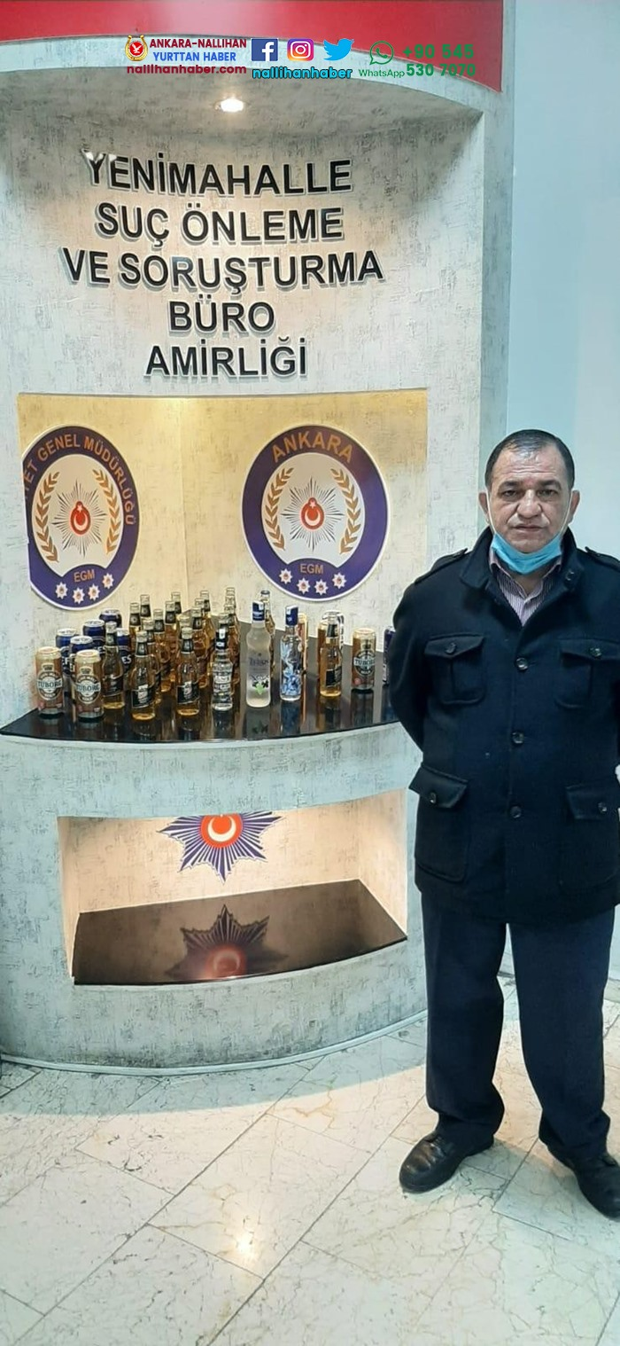 Ankara'da evi eğlence merkezi yaptılar! 25 Bin TL ceza yediler