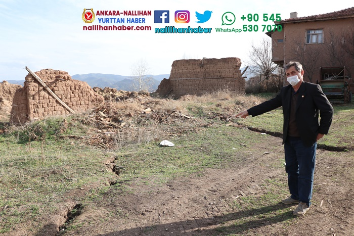 Göynük'ün köyünde vatandaşlar mağdur!
