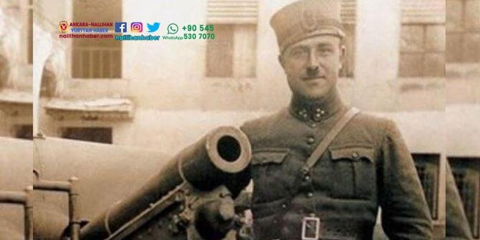 Nallıhanlı Kahramanımız Antalya'da anıldı