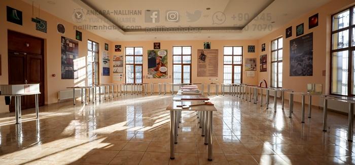 Ankara'nın ilk matematik müzesi Sincan'da açıldı